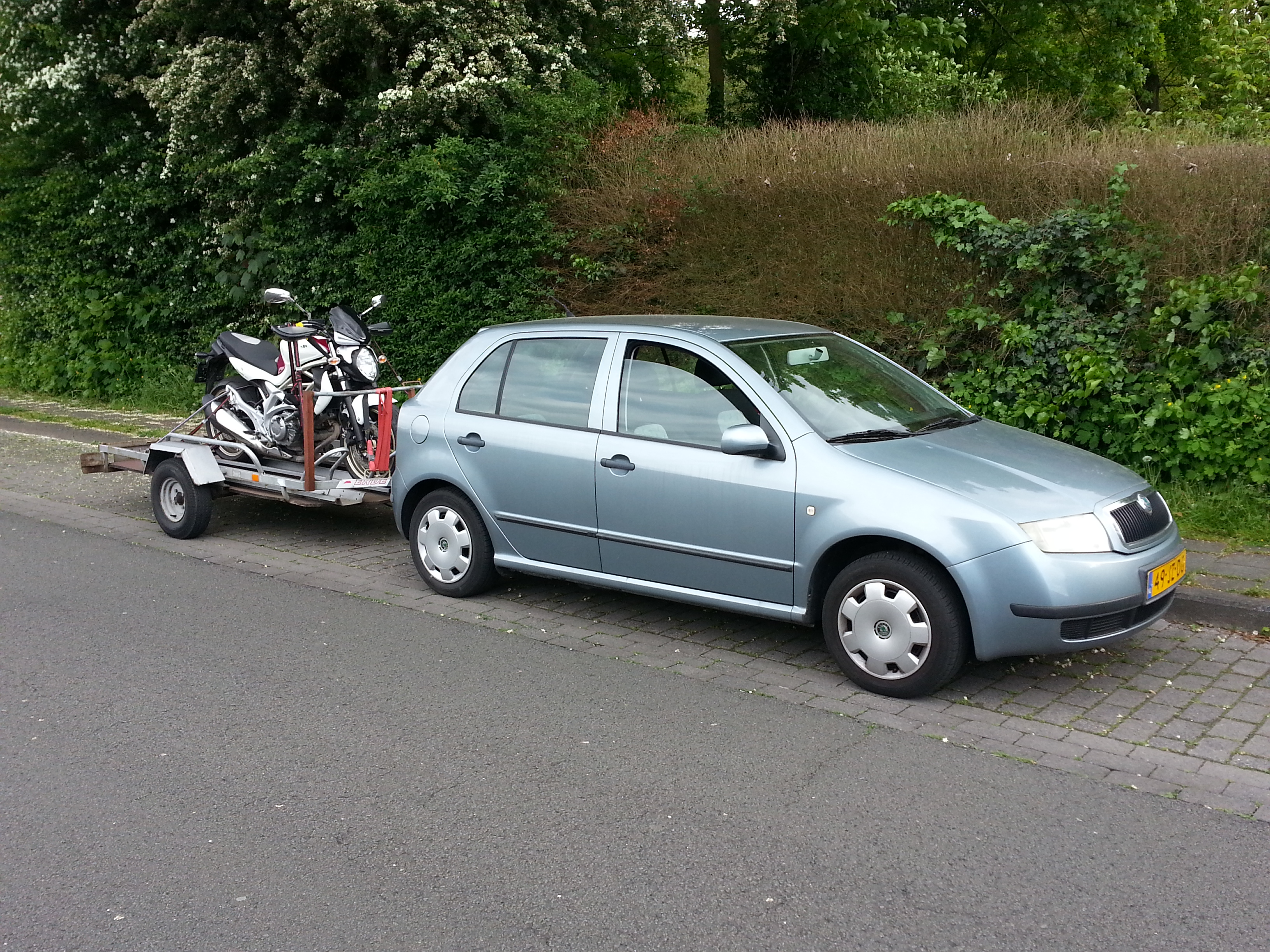 Bromfiets Scooter Rijbewijs Rotterdam Ommoord